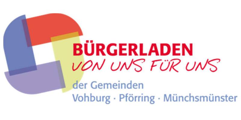 Logo Bürgerladen Vohburg